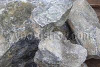 Гранит колотый 250-650 мм (горная масса) фото