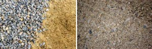 Коэффициент песчано-гравийной смеси