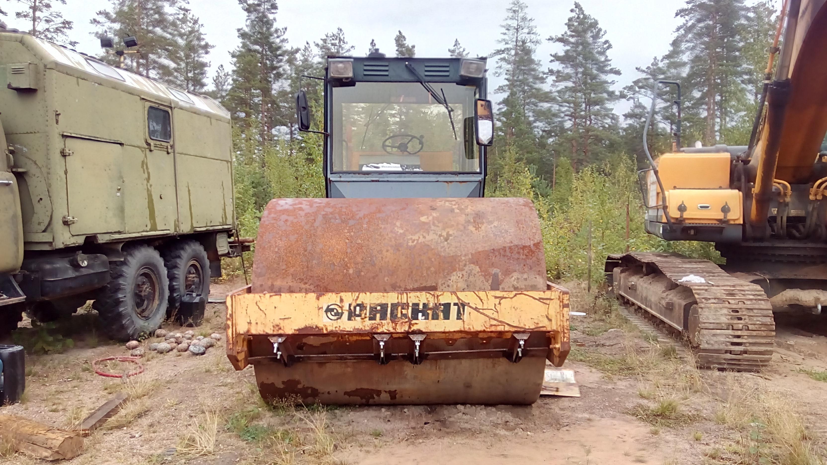 Каток ДУ-85